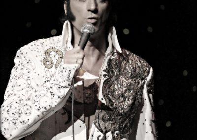 Elvis Imitator Oliver Steinhoff